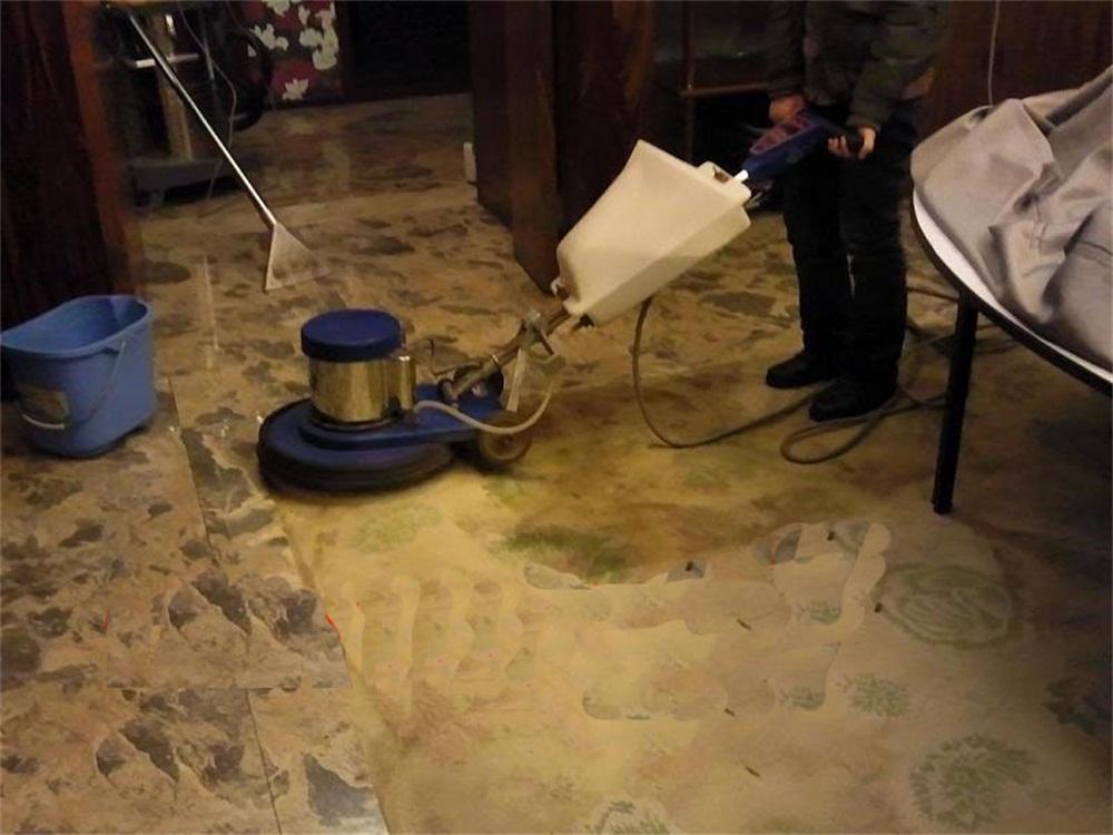 裕隆酒店地毯清洗