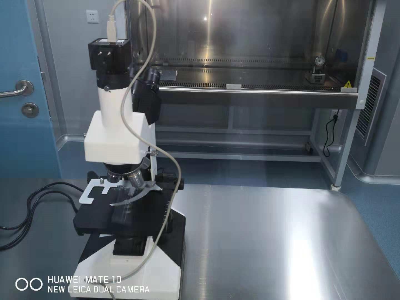 白云山制药一厂万级实验室